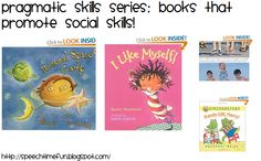 Books that Promote Social Skills!