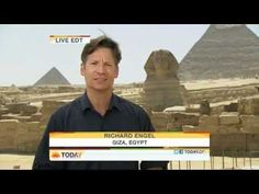 Rare look inside Egypt's pyramids (July 2011)