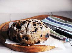 vegan sweet, food, buckwheat loaf, blueberri bread, oats