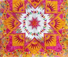Glacier Star, Quiltworx.com, Made by CS Quilt Foundry  Click here to find their Certified Shop page: http://www.quiltworx.com/certifiedshops...