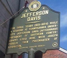 jefferson davis inn parking