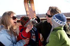 Family fun in Northern Michigan at Treetops Resort, #ski #snowboard #treetopsresort