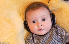 Research shows, babies respond to #rhythm and #tempo of the music and it is more interesting than words.