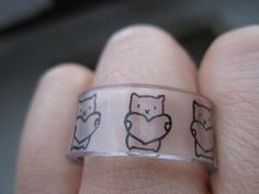 shrinky dink ring