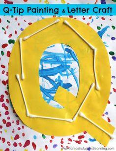 Q-Tip Painting Q Craft