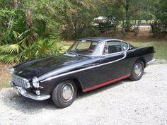 """P1800 """"Volvo"""" 1961"""