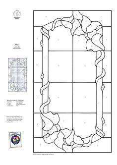 stainglass, glass pattern, vine, glass spectrum, stain glass, spectrum pattern, stained glass