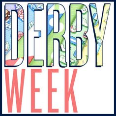 It's officially Derby Week!