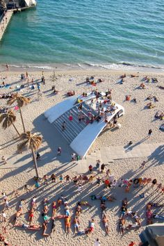 KaZantip: KaZantip is a wild, colorful, creative, and sexy weeks-long beach party on the Black Sea.