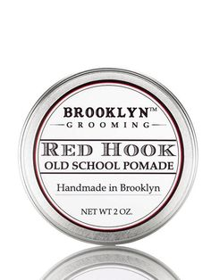 Brooklyn Grooming - Red Hook Pomade