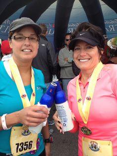 Des Moines half marathon 2013