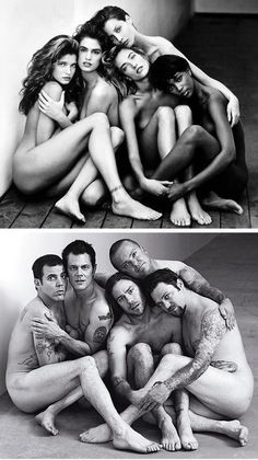 """Some things only women can do"" - Jackass  - Majestic."