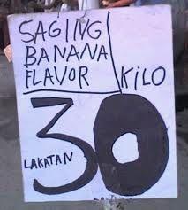 Saging means banana. Funny English Signs, Funny Pinoy, Funny Filipino Pictures, Tagalog jokes, Pinoy Humor pinoy jokes #pinoy #pinay #Philippines #funny #pinoyjoke