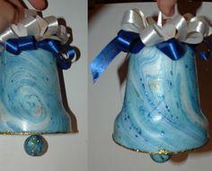 Plastic bottle crafts on pinterest plastic bottles for Christmas decor using plastic bottles