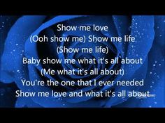 "Song Selected for Poem Page 733.) Robyn ""Show Me Love""… Chapter 8D. Marketing the Virtue of Flexibility to the EIV Bible"