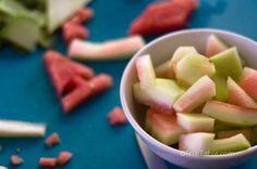 Watermelon Rind -Thaitable.com  (really good idea for a sour curry!)