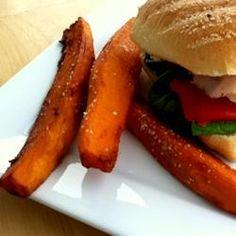 Carolyn's Sweet Potato Fries Allrecipes.com