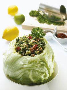 Tabule  (salata arabeasca  de patrunjel)