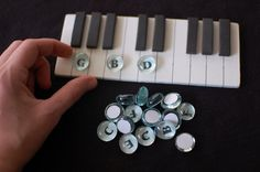 Musical alpha gems.  Awesome blog with lots of musical teaching ideas: Color in my Piano