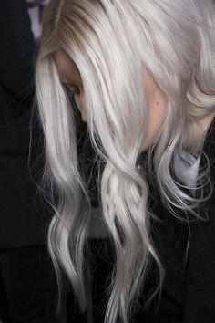 go grey.