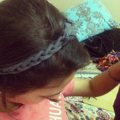 Homemade Headbands