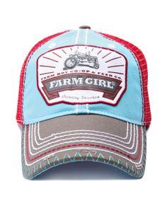 Farm Boy & Farm Girl Women's Farm Girl Buckle Up Mesh Cap - Google Search