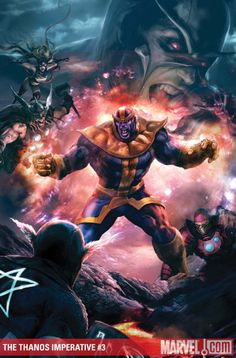 #Thanos Imperative