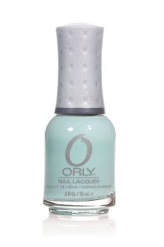 Orly Nail Lacquer in Gumdrop Tiffany Blue