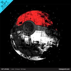 Pokeball death star.