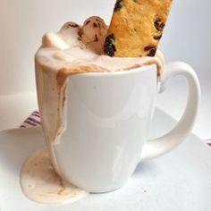 Romantic Dark Hot Cocoa