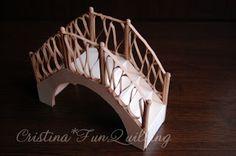 FunQuilling - Little bridge