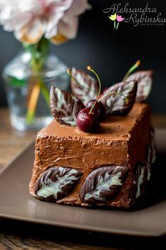 chocol ganach, chocolates, chocol cake, food, whip chocol, yummi dessert, cherries, chocolate cakes, eat cake