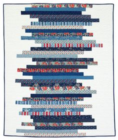 I can finally make my line quilt with my dream on jelly roll