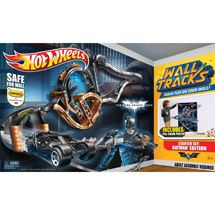Walmart: Hot Wheels Wall Tracks Batman Set $34.98