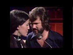 "Kris Kristofferson & Rita Coolidge - ""Help Me Make It Through The Night"""