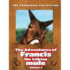 adventur, talk mule, keri dvds, big town, west point