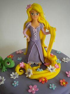 Torta Rapunzel | Flickr: Intercambio de fotos