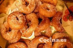 Rosquillas sin azúcar: http://dulces-sin-azucar.recetascomidas.com/
