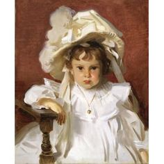 Dorothy, John Singer Sargent, 1900, Dallas Museum of Art,