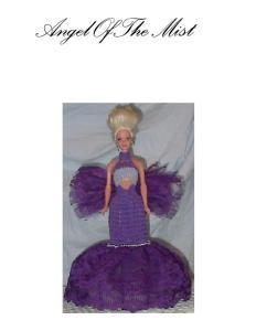 "Barbie ""Angel of the Mist"" crochet"