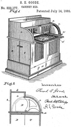 Sarah Goode was the first African American woman to receive a US patent. Learn more about her and other African American inventors at About.com