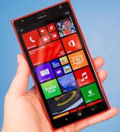 The Nokia Lumia 1520 isn't large or huge. It's colossal.