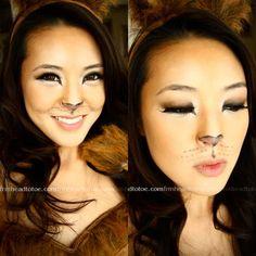 Last-Minute Halloween Makeup Ideas | thegoodstuff