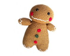 Gingerbread Man by Hollie Broadbent