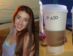 Powerful example of paying it forward. #ajo. Started and nurtured with Starbucks.