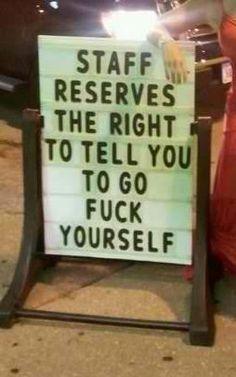 server stuff, sign eh, funni sign, funni stuff, laugh