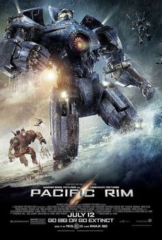 Pacific Rim (2013 sci-fi action kaiju film)