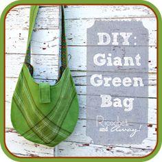 shoulder bags, diaper bags, pattern, diapers, green, easi shoulder, big bags, bag tutorials, hobo bags