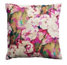 Rosa Cushion @ imogen Heath Design