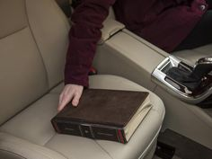 You can't take your safe everywhere. But BookBook Travel Journal is designed to help protect all of your belongings from theft.